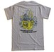 Cycle Trash 20th anniversary T-shirt -Heather-full color- by Burrito Breath