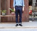 WORKERS LOT802-SLIM-TAPERED-JEANS
