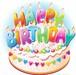お誕生日ケーキ オプション