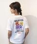 MILKFED. × Czecho No Republic コラボレーションTシャツ / ホワイト