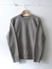 FUJITO Crew Neck Sweater Top gray,Navy,Pink