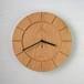 木の時計01(Φ300) No4 | 山桜