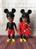 ミッキーマウス&ミニーマウス Mickey Mouse Boy Doll / Wendy Doll as Minnie Mouse 2004年製 マクドナルド×マダムアレキサンダードール