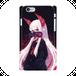 #023-001 iPhone8対応 クール系・女の子系  送料無料 《ガスマスク》 iPhoneケース・スマホケース  作:ゆう  Xperia ARROWS AQUOS Galaxy