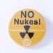 [6個まで送料100円]  C〔No Nukes! 黄色〕