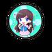 Mio缶バッジ③(イラストVer)