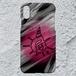 【iPhoneXS/X対応】D-Logoブラックハードケース