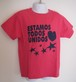 TODOS UNIDOS T-SHIRT TROPICAL-PINK