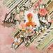 【キット】「12インチ+見開き」レトロ&コラージュ柄でつくるフェミニンスタイル