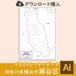 【ダウンロード】横浜市瀬谷区(AIファイル)