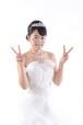 【0143】ポーズを取る花嫁