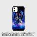 iPhone11,11 pro,11 pro Maxケース(表面のみ印刷:クリア):03_gemini(kagaya)
