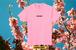 "【2020 Spring Limited Edition】UNSUNG LOGO T-SHIRT ""SAKURA PINK"""