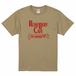 ロズベリーカフェALLTogetherNowTシャツ(サンドカーキ)