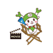 フィルター・ストッパー付き ふっかちゃんマスク / No.090【映画】