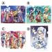 【4枚セット】クリアファイル2020夏