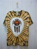 """Dead Heads Ranch"" S/S Tie Dye T-Shirt  6.5oz. (デッドヘッズランチ タイダイT-シャツ 6.5オンス ) Made In USA"