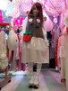 モコモコフード付きベストドレス/魔法都市東京