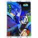 Orguss & Mospeada - B3 size Anime Double-sided Poster Animedia 1984 Feb.