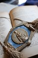 ノートルダムロザリオNOTRE DAME DE LIESSE AMULET PLATE/ an-15036