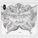 手帳型(帯なし)(iPhone X/XS):kazue.M_015「シーサー」