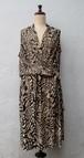 イギリス ワンピース カシュクール ドレス