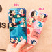 オリジナル iPhoneXケース 個性 ポパイ オリバー アイフォン8プラスカバー ジャケット original IPHONE7/6カバー ブルーレイ素材