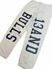 COLLEGE SWEAT PANTS [OATMEAL]