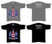 Bentham TYPHOON-Tシャツ