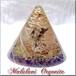 円錐型オルゴナイトオブジェ《大天使ミカエル》
