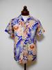 着物アロハシャツ Kimono Aloha Shirt AL-603/S