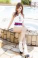 ❤︎❤︎¥3,980‐一律 SALE❤︎❤︎【モノキニベルト】WHITE