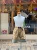 KIDS:Groovycolors【グルービーカラーズ】SYRナイロンツートーンショートパンツ(ベージュ/130cm,140cm)