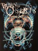 late2000's〜early2010's BORN OF OSIRIS deathcore T's