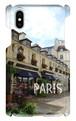 スマートフォンケース iPhonX対応  世界の景色 Paris 街並