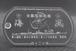 海風(白露型駆逐艦)【刻印有】ステンレス製ドックタグ・アクセサリー/グッズ
