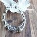 【2連セット ARMOR & WITH Clear】2連ブレスレット パワーストーン ブレスレット レディース メンズ 天然石 水晶[送料無料]