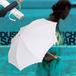 傘 日傘 折りたたみ傘 レディースパラソル トーションレース 簡単開閉2段 UVカット 50cm