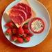 苺の街のいちごマーガリン180g【冷凍にてお届けします】到着後は冷蔵庫にて保管の上1週間~10日以内にお召し上がりください