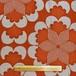 織柄カーテン(横91×縦238)