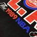 90's NBA ピストンズ ビンテージTシャツ 黒 ブラック バスケ USA製 XLサイズ