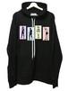 PSYCHOWORKS S&M hoodie