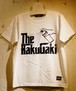 The RAKUGAKI Father Logo T-Shirts White × Black