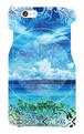 【送料無料】MaruTangle iPhone 6・6sケース Corridor of Seaモデル