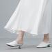 Soft PU leather slipper sandals ソフト PU レザー スリッパ サンダル