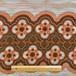 織柄カーテン(横102×縦182)