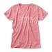 ロゴTシャツ:カタカナ|赤
