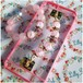 ★Lilly Dnk★リリーディーエヌケイ★I-Phoneケース&ブレスレット★ピンク★