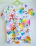 手描きTシャツ制作