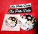 THE PATS PATS「SING AND PRETTY」バッジ+シールSET②